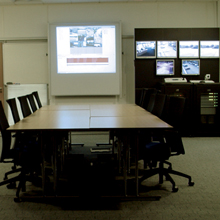 Siemens demonstration and training facilities at its South Wales