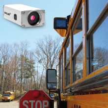 Redflex Traffic Systems, a leader in road safety technology, has chosen Basler IP Cameras for their new Student Guardian system