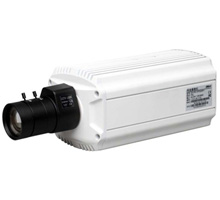The criteria for IP Camera Excellence Award include Color saturation & restoration, Effective frame rate, Camera shutter speed