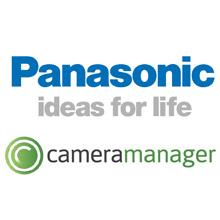 Panasonic and Camera Manager Logo