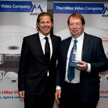 "Vaisala Ltd,was awarded a new ""Fellowship Award"" for its use of MOBOTIX technology across the globe"