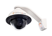 CIEFFE's NETTUNO MegaDome is amongst one of the company's award wining IP video surveillance solutions