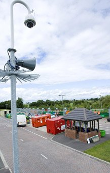 A 2060 outdoor dome camera