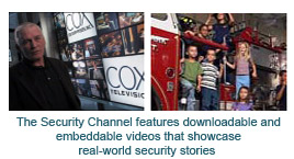 Honeywell launches The Security Channel video website