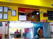 Surveillance cameras at LA FOCACCIA pizza store