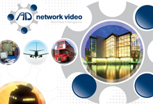 AD Group launched its new AD Network Video service at IFSEC 2009