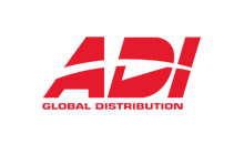 ADI, leading global wholesale distributor of security and low voltage products