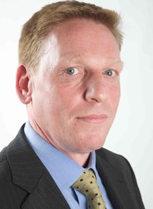 Neil Ames, Commercial Director, Axis Security