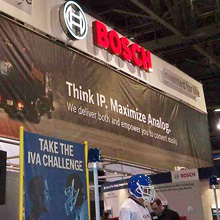 Bosch IVA at ISC West