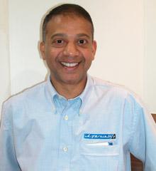 Carlton D'Souza, Sales & Marketing Manager, CCTV Center