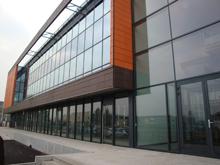 Geutebruck's new office in Bischheim