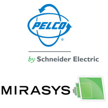Pelco cameras compatible with Mirasys NVR Enterprise and NVR Pro