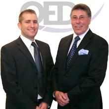 Matt Byrom & Dave Huxley, QED Ltd