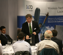 SALTO Systems at IFSEC 2009