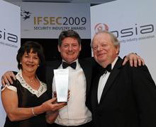 Siemens wins IFSEC Security Industry Award