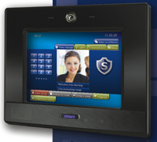 TAB systems smarti®, is a multi-modal biometric access control product