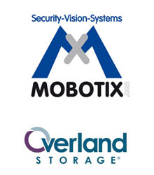 Overland Storage and Mobotix announce strategic alliance to deliver high-availability video surveillance solutions