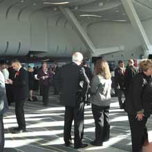 BSIA's comprehensive exhibition, attendees also had the opportunity to attend an informative seminar programme