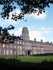 SALTO's advance access control system give the University of Wales, newport so much more control over student accomodation