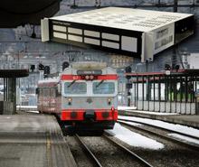 Jernbaneverket, the Norwegian rail network