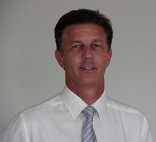 Paul Thomas, Vicon's Sales Manager for Germany, Austria and Switzerland (DACH)