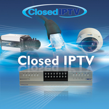 Dedicated Micros' Closed IPTV solution is a key focus for the company at IP Expo