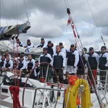 Top partners compete for the MOBOTIX UK Cowes Experience 2011
