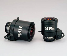 New 3-megapixel, vari-focal YV series CCTV lenses from Fujinon, designed for use with the latest high-resolution cameras, will be introduced by Pyser-CGI at IFSEC 2008