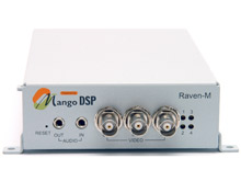 Mango DSP's Raven servers are to be integrated in Steelbox's video networks for multi-analytics processing capabilities