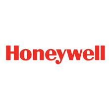 Honeywell logo, the company specialise in security management software
