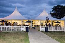 An evening at Windsor Racecourse