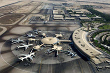 Searidge Technologies was recently contracted by Abu Dhabi Airport Company to supply the IntelliDAR system using Lumenera's Le165 network cameras