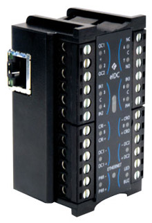 Pelco Intelli-M eIDC Ethernet-enabled integrated door controller