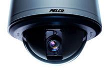 Pelco Spectra IV IP camera