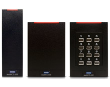 HID's multiCLASS family of card readers