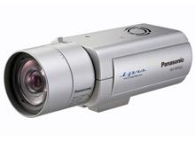 Panasonic's WV-NP502 Box Megapixel Camera