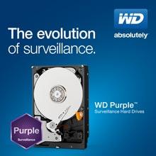 WD introduces WD Purple hard drive line