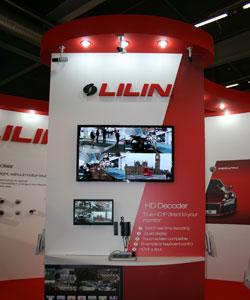 Lilin-Stand