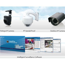 AirLive's new Polycontrast Interpherence Photography (PIP) IP cameras will be showing differences in human body energy