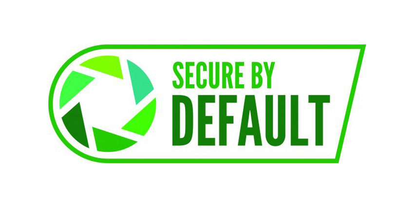 Secure by Default is a self-certification scheme that allows manufacturers to assess their systems for compliance and to apply for the U.K.