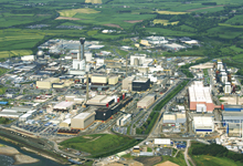 ASL's surveillance system keeps a watch on Sellafield's power plant