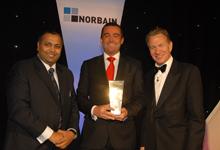 smarti Guardeon wins the IFSEC Best Access Control Product Award