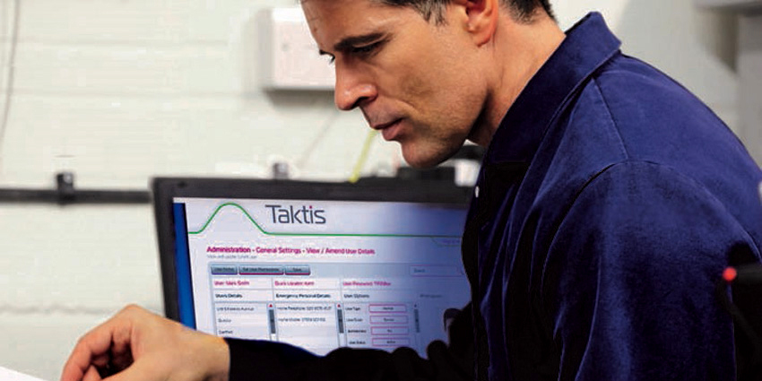 The all new Taktis product range from Kentec comprises a control and indication system