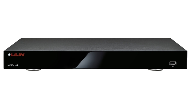 LILIN launches NVR3416R-6TB HD IP Network Video Recorders for professional installer market