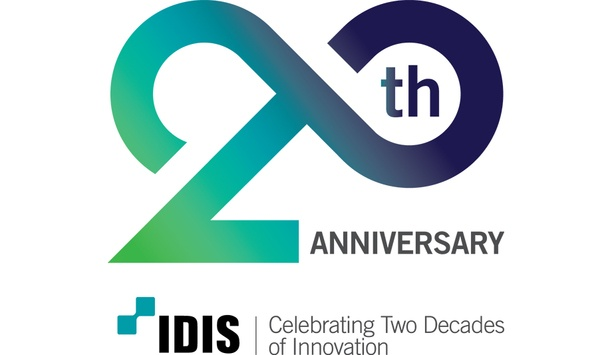 IDIS celebrates 20th Anniversary by recognising strategic customers and media partners at IFSEC 2017