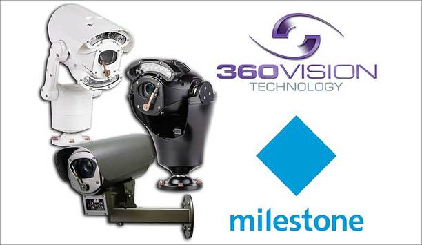 360 Vision Technology becomes a member of Milestone Systems Camera Partner Program