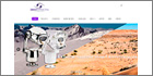 360 Vision's new customer-focused website features user-friendly navigation to source product information easily