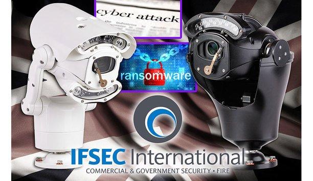 360 Vision Technology showcases SSL & 802.1 encryption protected cameras at IFSEC 2017