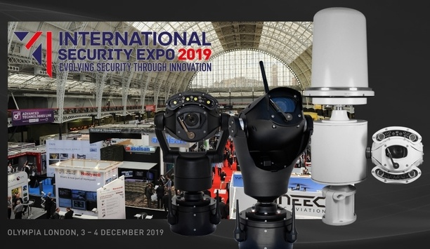 360 Vision Technology to showcase their high-performance surveillance cameras at International Security Expo 2019