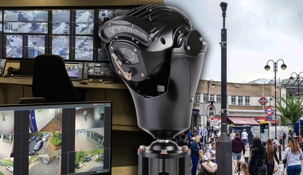 360 Vision Technology's Invictus PTZ Cameras Deployed Across Seven Greater London Towns